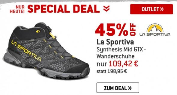 La Sportiva - Synthesis Mid GTX - Wanderschuhe um 45% reduziert