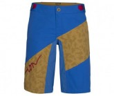 Bikeshort Ivy Damen turkish blue