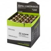 CO2 Cartridge 25G 16 Pack