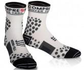 Compressport Lauf Socken Winter Trail Unisex White black