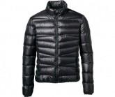 Daunen Jacke Strato Ultra Light Herren black