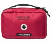 First Aid Unisex Travel red