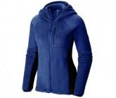 Fleece Jacke Monkey Women Pro Hooded Jacket Damen bright island blue