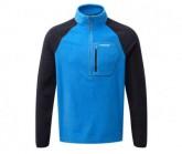 Fleece Zip C65 Herren sparta blue/dark navy