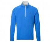 Fleece Zip Selby Herren sport blue