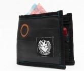 Geldbörse Walletube Unisex black