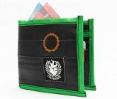Geldbörse Walletube Unisex green