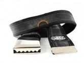 Gürtel Inner Tube Belt black-black