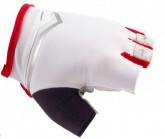 Handschuh Ventoux Classic Unisex White/Red