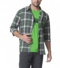 Hemd Compass II Plaid Herren metal/balsam