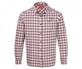 Hemd Nosilife Tristan Shirt Herren brick red check