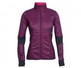 Insulator Jacke Helix Zip Fraser Peaks Damen pop pink/stealth