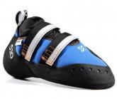 Kletter Schuh Blackwing Unisex blue/orange