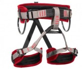 Klettergut Harness Start Kids red/grey