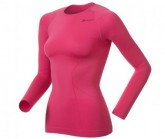 Longsleeve Crew Neck Evolution Light Damen magenta
