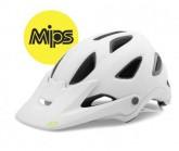MTB-Helm Montara Mips Damen mat white/geo