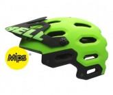 MTB-Helm Super 2 Mips Unisex mat kryptonite