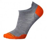 Merino Socken PHD Run UL Micro Unisex lite grey BR O