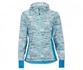 Midlayer Muse Jacket Damen slate blue blink