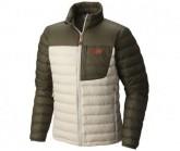 Mountain Hardwear Daunen Jacke Dynotherm Herren Fossil/Peatmoss