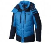 Mountain Hardwear Daunen Parka Glacier Guide Herren Dark Compass/Navy