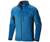 Mountain Hardwear Fleece Jacke Monkey Man Grid II Jacket Herren Dark Compass