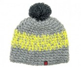Mütze Bobble Unsiex grey/solar