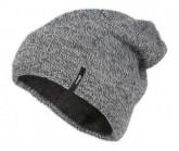 Mütze Tate Unisex grey melange
