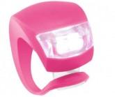 Multifunktionslicht Beetle weiße LED pink