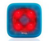 Multifunktionslicht Blinder 4 rote LED circle blue