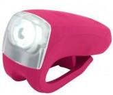 Multifunktionslicht Boomer weiße LED pink