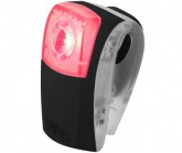 Multifunktionslicht Wearable Boomer rote LED black
