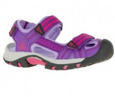 Outdoorsandale Jetty Kinder purple