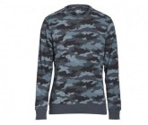 Pullover Watertown Crew Neck Herren quiet shade/camo print
