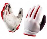 Rad Handschuh Madeleine Classic Unisex white/red