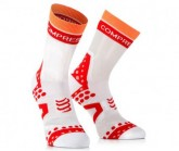 Rad Socke PRS Ultralight Bike High unisex white/red