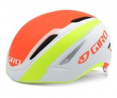 Radhelm Air Attack Unisex mat white/lime/flame