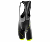 Radhose Compression Cycle Bib Short Herren blk/lpu
