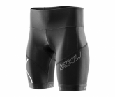 Radhose Compression Cycle Short Damen blk/blk