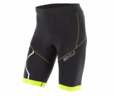 Radhose Compression Cycle Short Herren blk/lpu