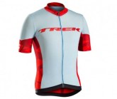 Radtrikot Ballista Herren Powder Blue/Trek Red