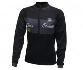 Radtrikot Merino Giro Classico Herren black