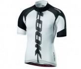 Radtrikot Proteam Jersey Herren white/black