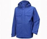 Regenjacke Albula Herren bay blue