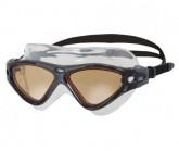 Schwimmbrille Tri-Vision Mask Unisex Copper Smoke