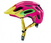 Seven Protection Radhelm M2 Unisex neon pink/lime