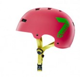Seven Protection Radhelm M3 Unisex neon pink/lime
