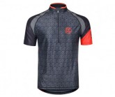 Shirt Falkon SS Zip Jersey Herren red