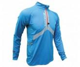 Shirt Performer ML Herren electric blue