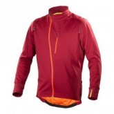 Softshelljacke Aksium Herren convertible red